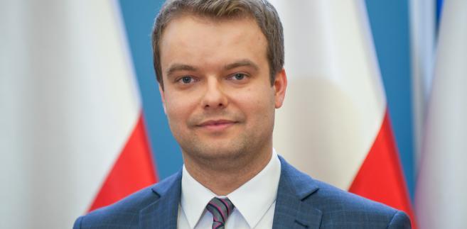 Rafał Bochenek PiS
