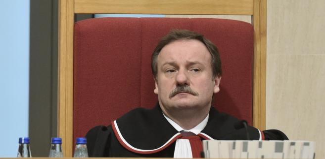sędzia Pszczółkowski
