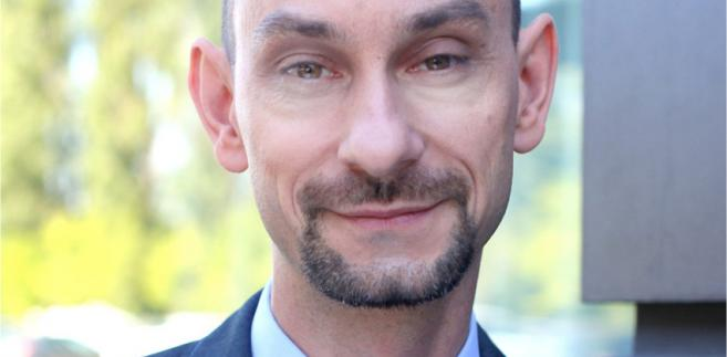 Jakub Chabin, prawnik i doradca podatkowy z WFY Group