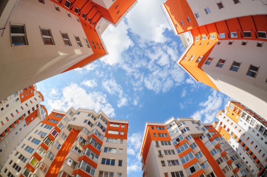 blok mieszkanie nieruchomości