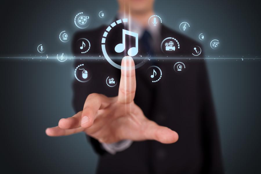 muzyka, biznes