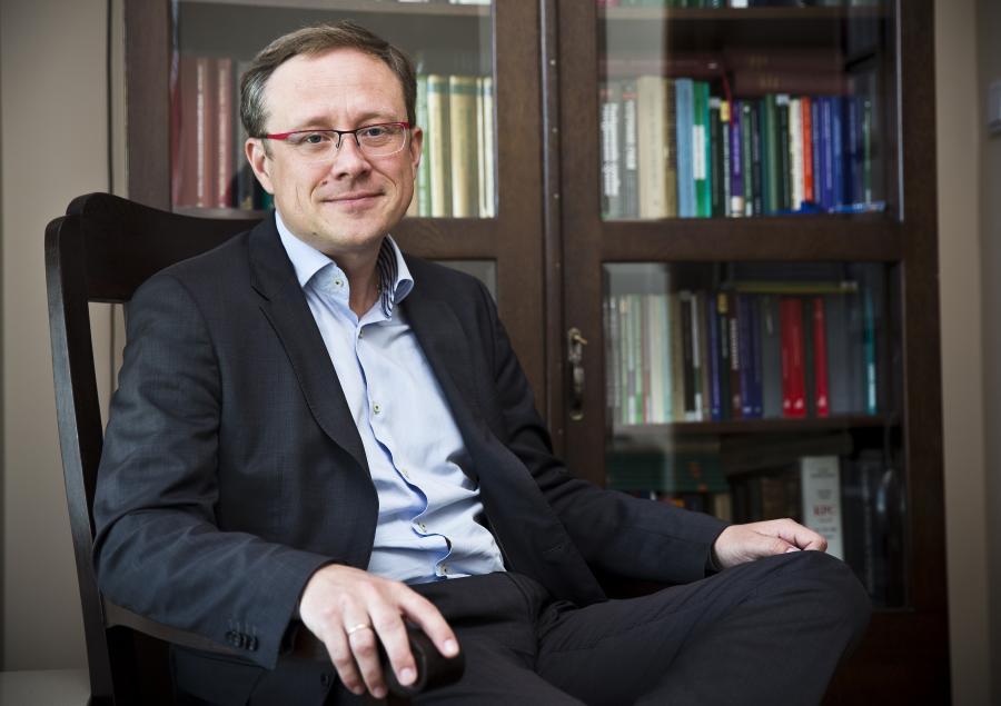 Rafał Reiwer / fot. Wojtek Górski