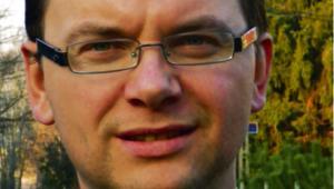 Jacek Zaleśny, doktor hab. konstytucjonalista, Uniwersytet Warszawski