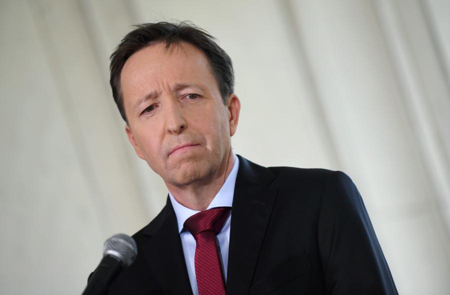 Nowy wiceprezydent Warszawy Witold Pahl