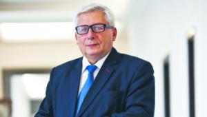 Tadeusz Woźniak, przewodniczący Rady Służby Publicznej