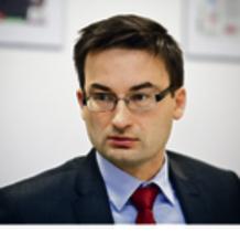 Tomasz Darkowski dyrektor departamentu legislacyjnego Ministerstwa Sprawiedliwości