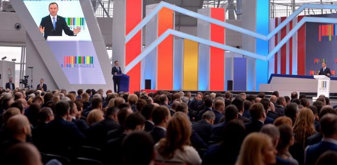 Kongres 590 w Centrum Wystawienniczo-Kongresowym w podrzeszowskiej Jasionce