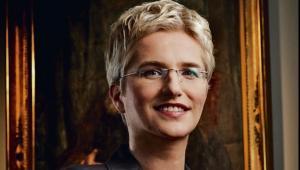 Adwokat Małgorzata Kożuch, kandydatka na prezesa Naczelnej Rady Adwokackiej