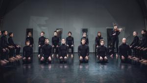 Island Teatr Pieśń Kozła, fot. Mateusz Bral