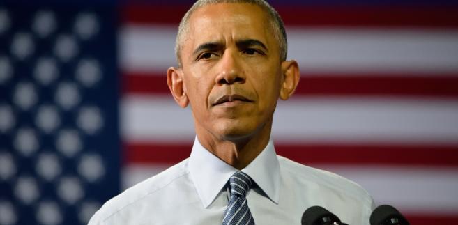 """Były prezydent USA wskazał na """"niezwykłą transformację"""", która miała miejsce na świecie od czasów narodzin laureata Pokojowej Nagrody Nobla z 1993 roku."""