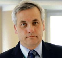 Jerzy Szmit, wiceminister infrastruktury