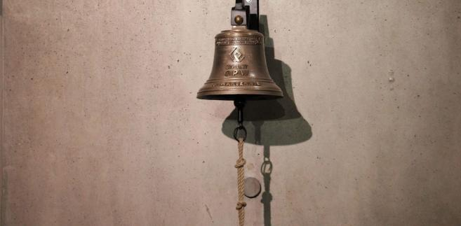 Dzwon warszawskiej giełdy