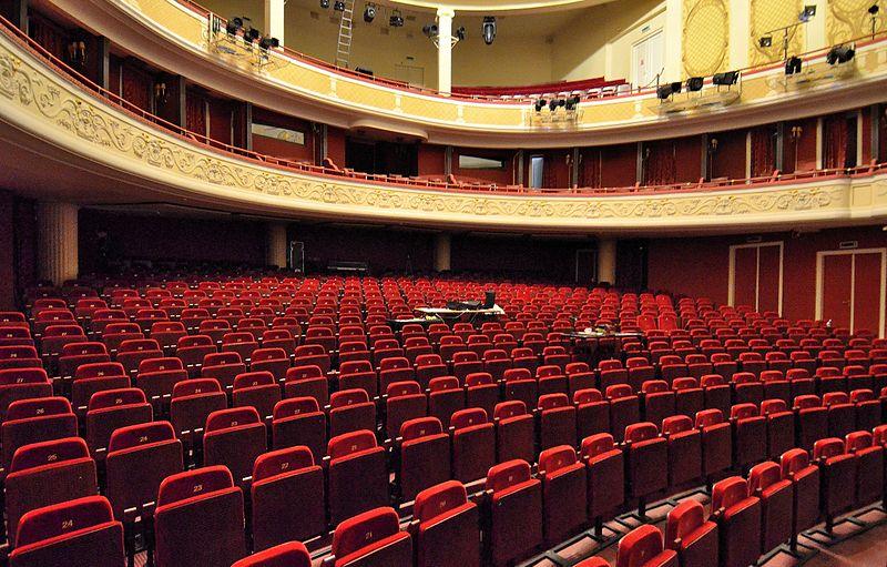 Teatr Polski w Warszawie, fot. Adrian Grycuk / Wikimedia Commons, lic. cc-by-sa