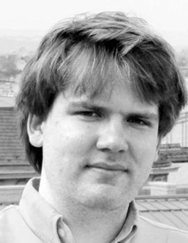 Dr Dominik Héjj, politolog, redaktor naczelny portalu www.kropka.hu poświęconego węgierskiej polityce