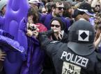 Niemcy: Policja zlikwidowała blokadę ulicy w Hamburgu - 100 zatrzymanych