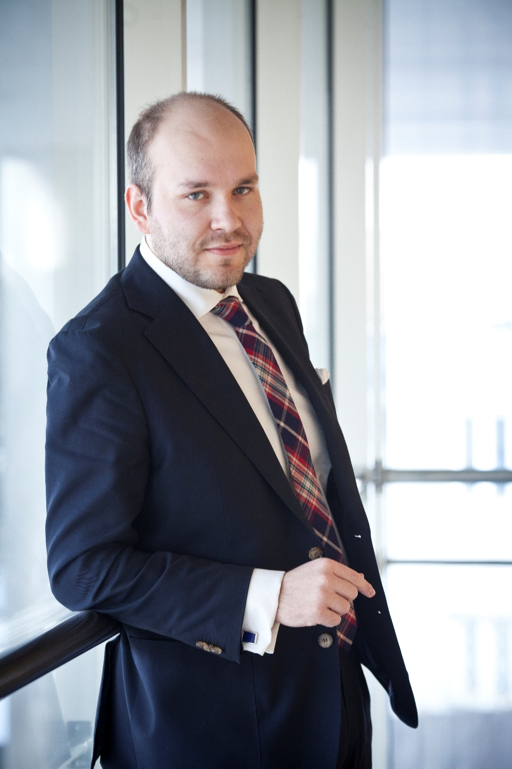 Patryk Słowik, fot. Wojciech Górski
