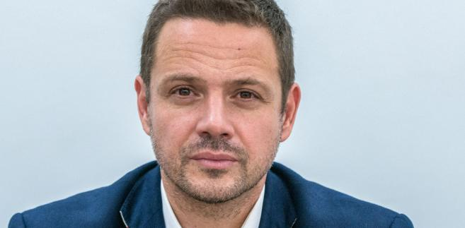 Guział: Rafał Trzaskowski będzie kontynuacją Hanny Gronkiewicz-Waltz