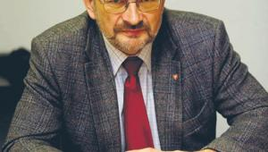 Marek Miesztalski, skarbnik województwa mazowieckiego