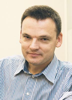 Krzysztof Jedlak redaktor naczelny Dziennika Gazety Prawnej