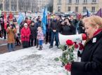 Katowice. Odpowiedź na manifestację nacjonalistów. Była jedna z europosłanek PO