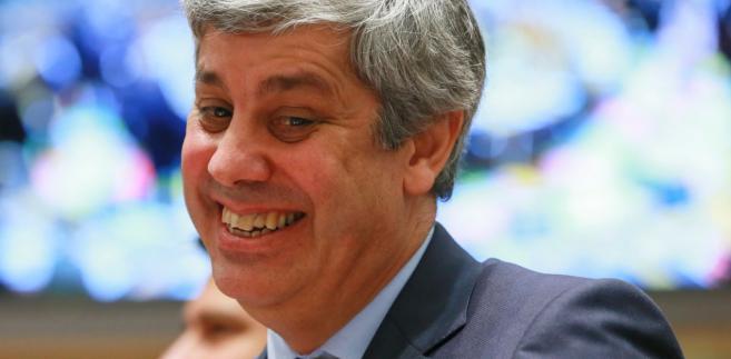 Mario Centeno może zerwać z polityką zaciskania pasa