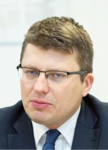 Marcin Warchoł, wiceminister sprawiedliwości