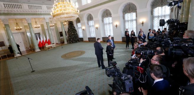 PiS przygotowanie do zaprzysiężenia ministrów