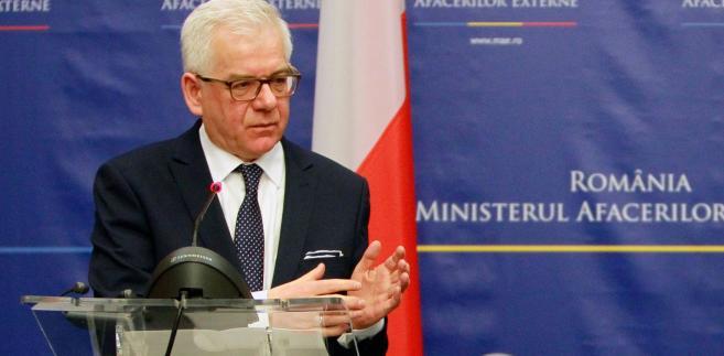 Jacek Czaputowicz