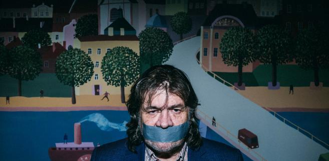 Andrzej Jaroszewicz. Fot. Maksymilian Rigamonti