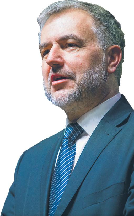 Marek Woźniak (PO), wiceprzewodniczący Europejskiego Komitetu Regionów, marszałek województwa wielkopolskiego