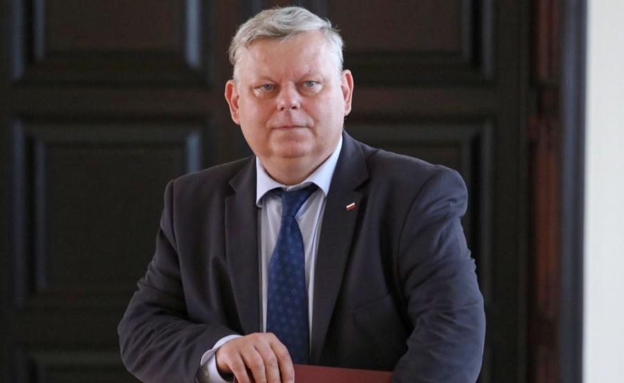 Szef gabinetu politycznego premiera Marek Suski