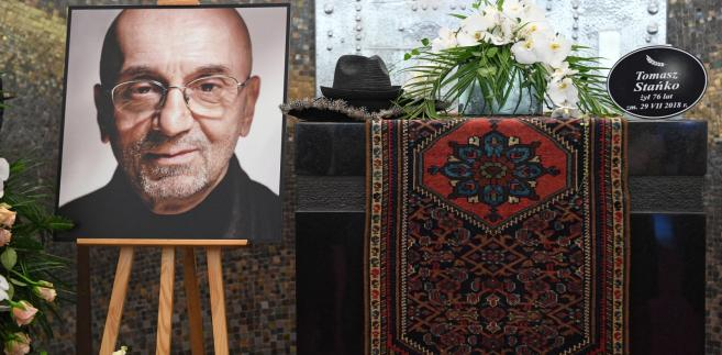 pogrzeb Tomasz Stańki