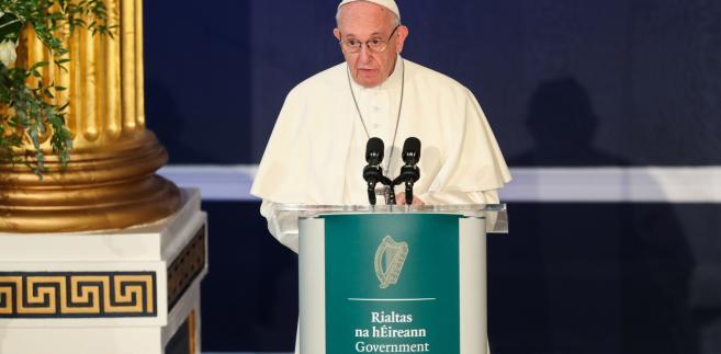 papież Franciszek w Irlandii