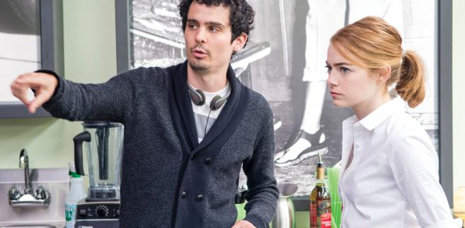 Damien Chazelle, Emma Stone, La La Land