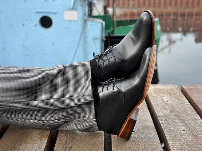 Buty podwyższające Veneto