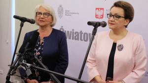 Anna Zalewska, Janina Sagatowska