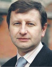 prof. Jerzy Pisuliński dziekan Wydziału Prawa i Administracji UJ