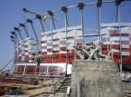 Stadion Narodowy w Warszawie nie zostanie oddany w terminie. Opóźnienie może sięgnąć 10 miesięcy