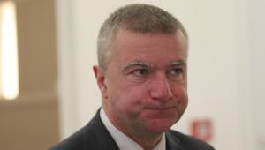 Rzecznik rządu Paweł Graś otwiera istę PO w woj. małopolskiem.