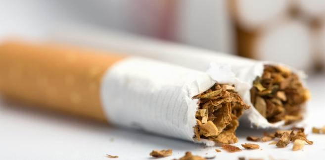 Dużym problemem dla fiskusa są też białoruskie i ukraińskie fabryki papierosów