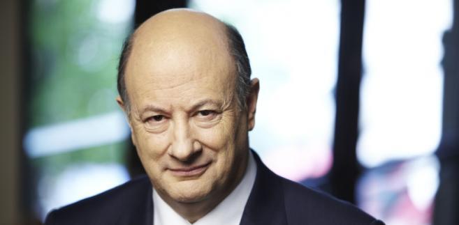 Jacek Rostowski, szef Zespołu Doradców Politycznych Prezesa Rady Ministrów
