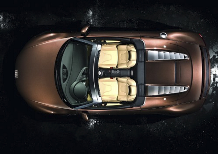 Audi AGs R8 Spyder