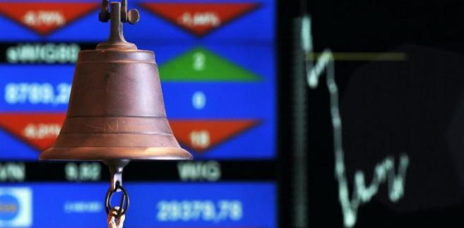 W czwartek indeks giełdowy WIG20 spadł o 0,57% wobec poprzedniego zamknięcia i osiągnął poziom 2.305,90 punktów. I