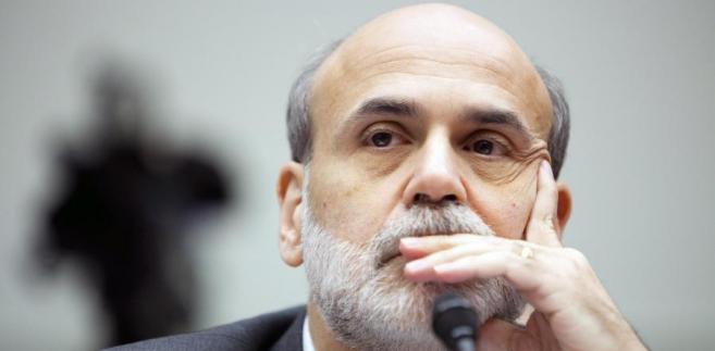 Ben Bernanke szef Rezerwy Federalnej USA