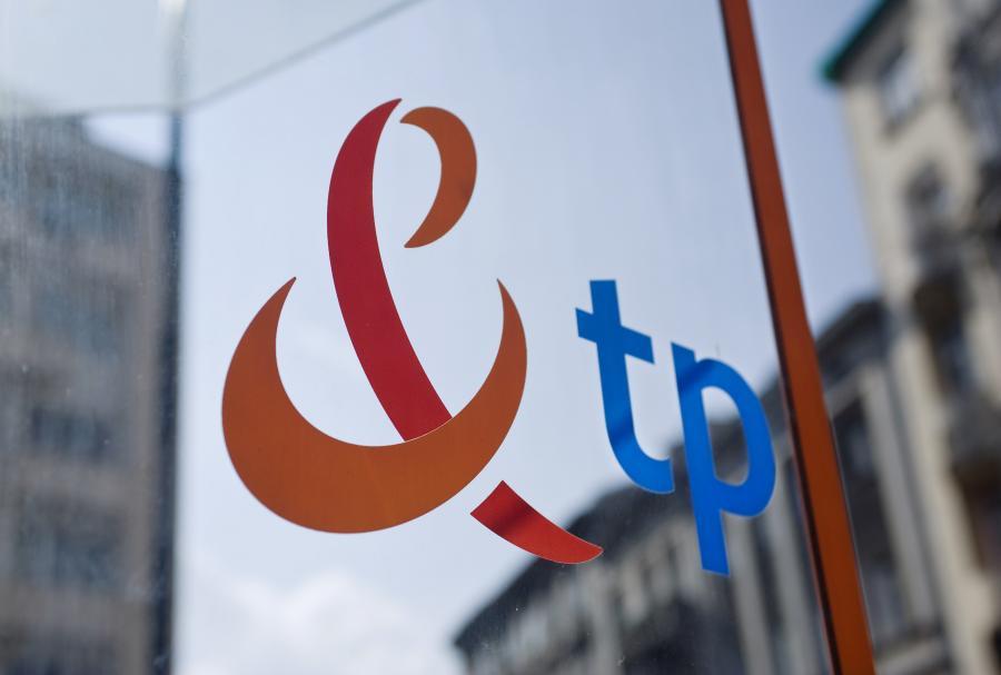 Logo TP SA