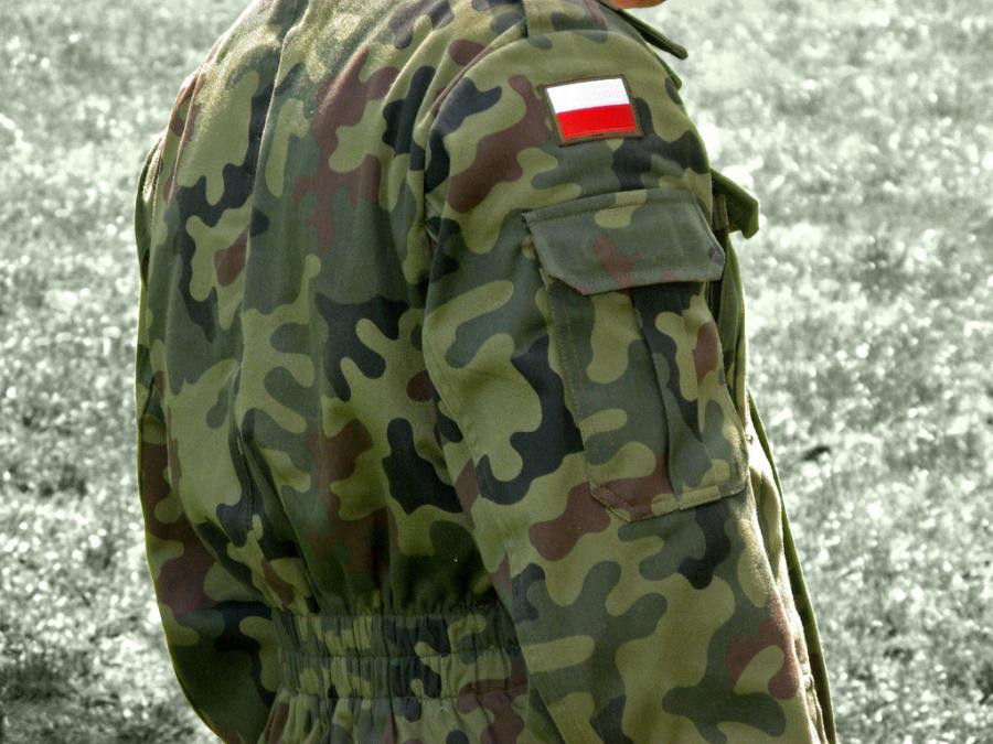 Polski żołnierz