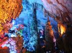 Jaskinia Trzcinowej Fujarki w Chinach fot.flickr/Bernt Rostad