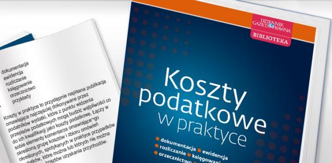 e-book: Koszty podatkowe w praktyce
