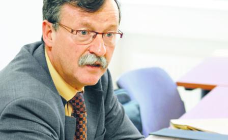 prof. Wojciech Jan Katner, kierownik Katedry Prawa Gospodarczego i Handlowego Uniwersytetu Łódzkiego, sędzia SN