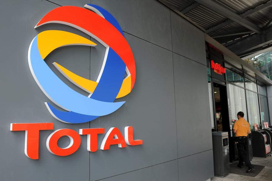Logo firmy Total